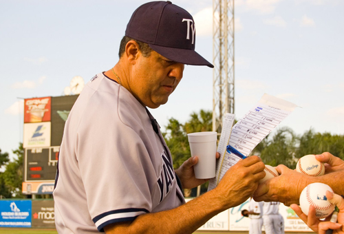 2008 May 28 L-Tigers #28 Luis Sojo.jpg